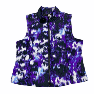 Primary Photo - BRAND: EXERTEK STYLE: VEST DOWN COLOR: PURPLE SIZE: XL SKU: 116-116141-9237
