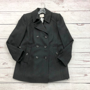 Primary Photo - BRAND: ANN TAYLOR LOFT STYLE: COAT LONG COLOR: BLACK SIZE: M SKU: 116-116141-6530