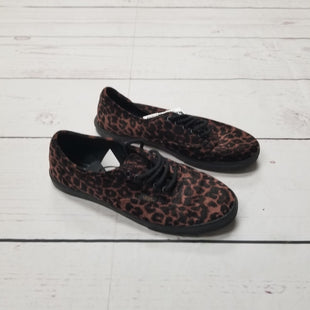 Primary Photo - BRAND: VANS STYLE: SHOES ATHLETIC COLOR: ANIMAL PRINT SIZE: 7.5 SKU: 116-116140-6597