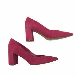 Primary Photo - BRAND: MARC FISHER STYLE: SHOES HIGH HEEL COLOR: PINK SIZE: 6 SKU: 116-116140-11385