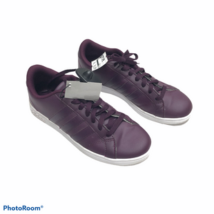 Primary Photo - BRAND: ADIDAS STYLE: SHOES ATHLETIC COLOR: PURPLE SIZE: 7.5 SKU: 116-116141-9075