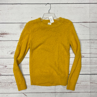 Primary Photo - BRAND: A NEW DAY STYLE: FLEECE COLOR: YELLOW SIZE: XS SKU: 116-116141-4888