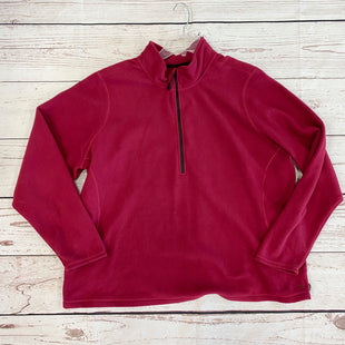 Primary Photo - BRAND: EVERLAST STYLE: FLEECE COLOR: FUSCHIA SIZE: 3X SKU: 116-116141-4852