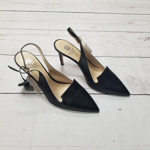 Primary Photo - BRAND: BRUNO MAGLI SHOES STYLE: SHOES HIGH HEEL COLOR: BLACK SIZE: 9 SKU: 116-116134-6868
