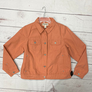 Primary Photo - BRAND:    CLOTHES MENTOR STYLE: JACKET OUTDOOR COLOR: ORANGE SIZE: M OTHER INFO: DRI DUCK - SKU: 116-116126-31225