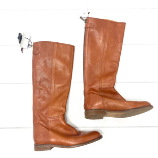 Primary Photo - BRAND: MADEWELL STYLE: BOOTS KNEE COLOR: BROWN SIZE: 7 OTHER INFO: EST MSRP $280 SKU: 116-116140-10123