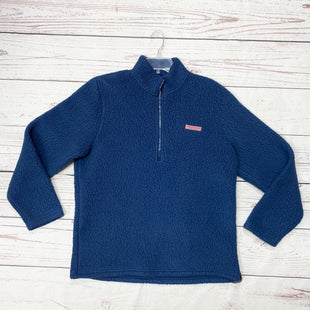 Primary Photo - BRAND: VINEYARD VINES STYLE: FLEECE COLOR: NAVY SIZE: L SKU: 116-116134-7111