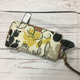 Primary Photo - BRAND: FOSSIL STYLE: WALLET COLOR: FLORAL SIZE: LARGE SKU: 116-116141-6007
