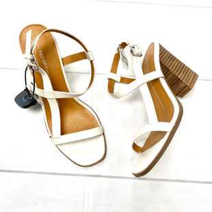 Primary Photo - BRAND: REPORT STYLE: SANDALS HIGH COLOR: CREAM SIZE: 6.5 SKU: 116-116137-9110