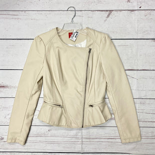Primary Photo - BRAND: ELLE STYLE: JACKET OUTDOOR COLOR: TAN SIZE: S OTHER INFO: SIZE 6 SKU: 116-116140-6908