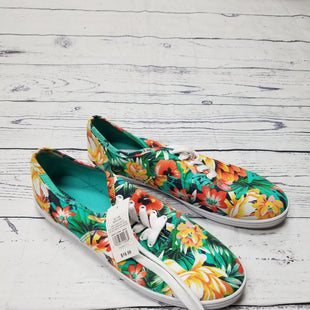 Primary Photo - BRAND: MOSSIMO STYLE: SHOES FLATS COLOR: FLORAL SIZE: 11 SKU: 116-116137-6497