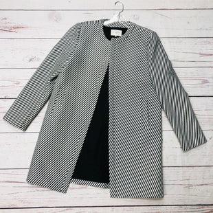 Primary Photo - BRAND:    CLOTHES MENTOR STYLE: JACKET OUTDOOR COLOR: STRIPED SIZE: L OTHER INFO: FRNCH - SKU: 116-116140-7613