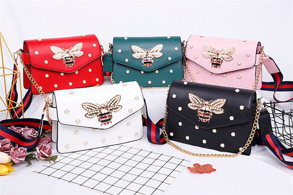 Stylish Bee Purses Fow Women