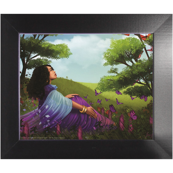 Metamorphosis  - Art by Marleece in Economy Framed Print