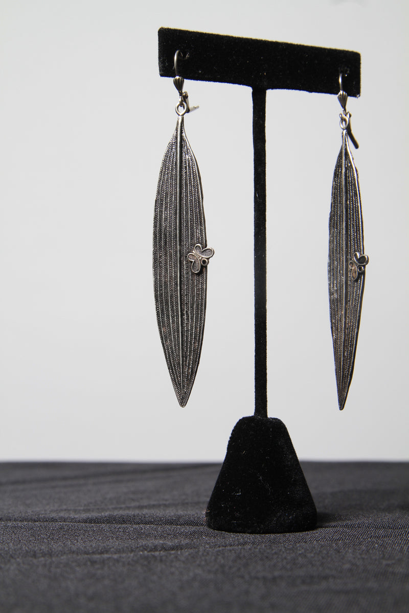 Silver Earrings 2