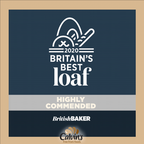 Highly Commended at British Bakers
