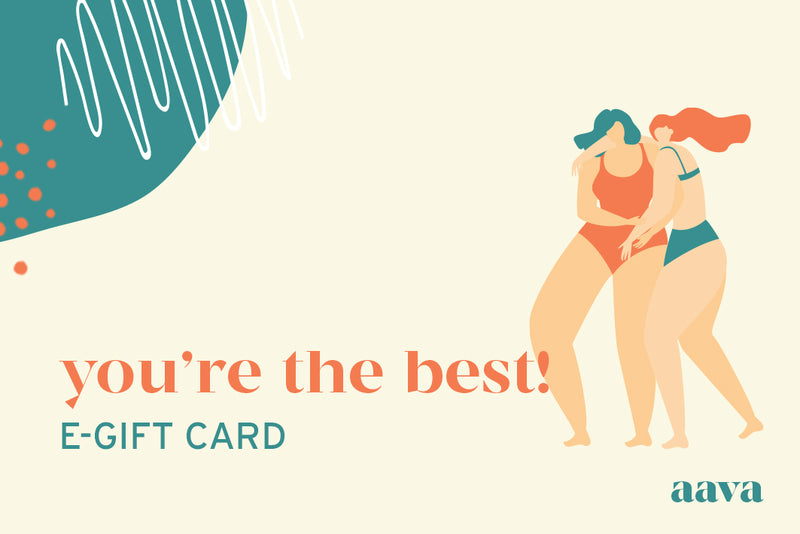 FOR SOMEONE GREAT - E-GIFT CARD!