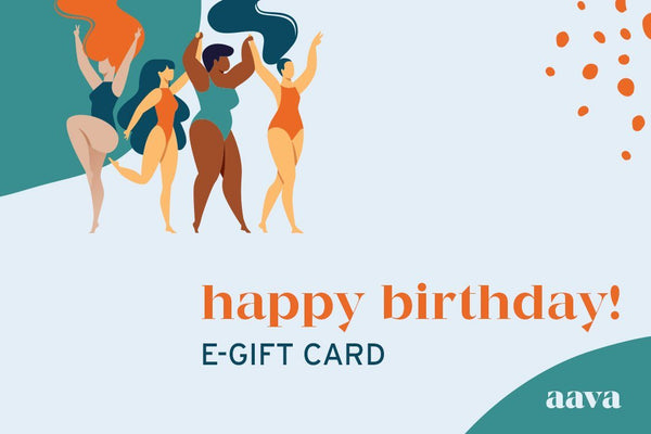 BIRTHDAY GIRL - E-GIFT CARD!