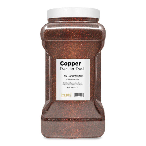 Copper Dazzler Dust | Bulk Sizes-Bulk_Dazzler Dust-Bakell