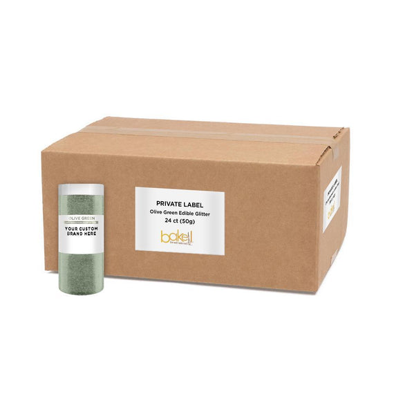 Olive Green Tinker Dust by the Case | Private Label-Private Label_Tinker Dust-Bakell