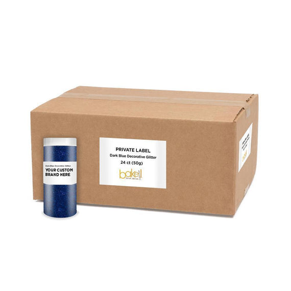 Dark Blue Decorating Dazzler Dust | Private Label-Private Label_Dazzler Dust-Bakell