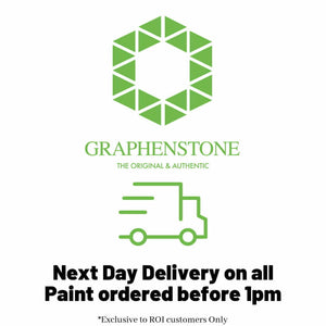 Next Day Delivery from Graphenstone Ireland