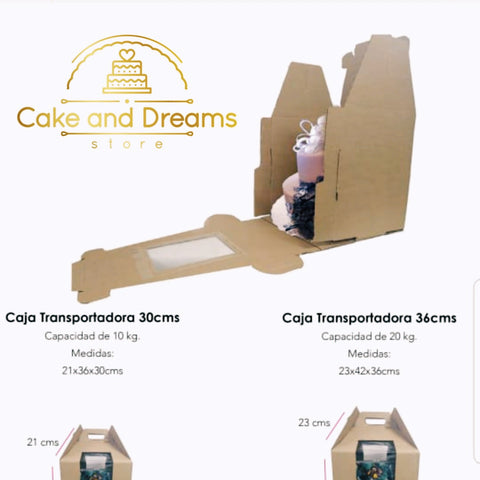 Cake and Dreams Store