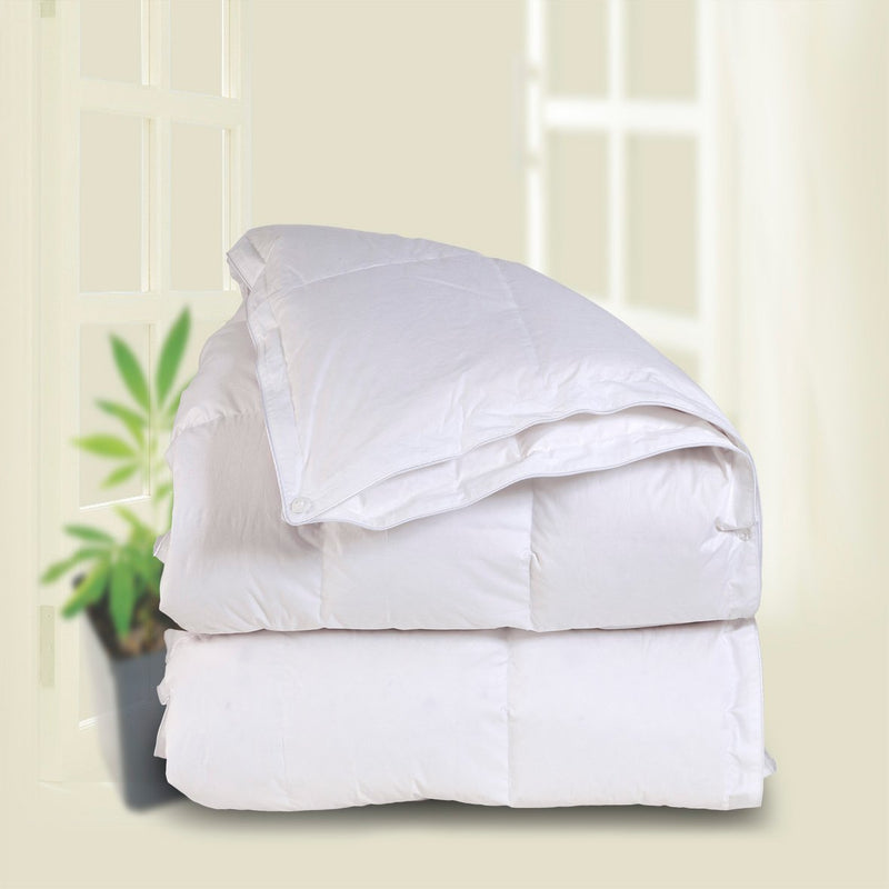 Downright 3-1 Anytime 600 Fill Power White Goose Down Quilt