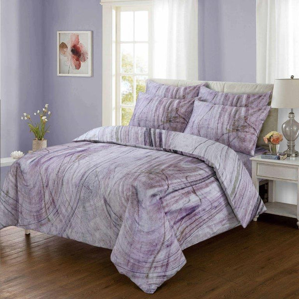 Elegant Linen Ballet 4 Piece Bedding set