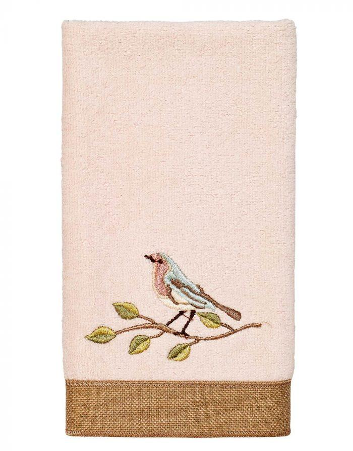 Avanti Bird Choir Collection Towels
