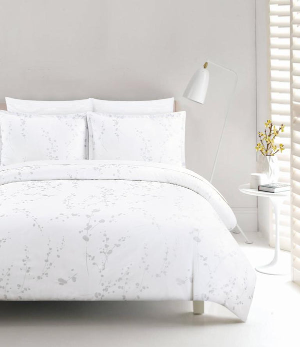 Elegant Linen Constellation 4 Piece Bedding set
