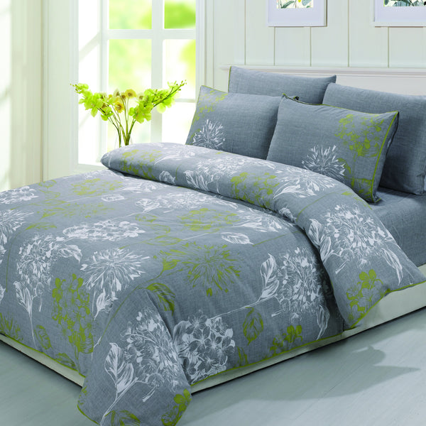 Elegant Linen Dreamscape Palette 3 Piece Bedding set