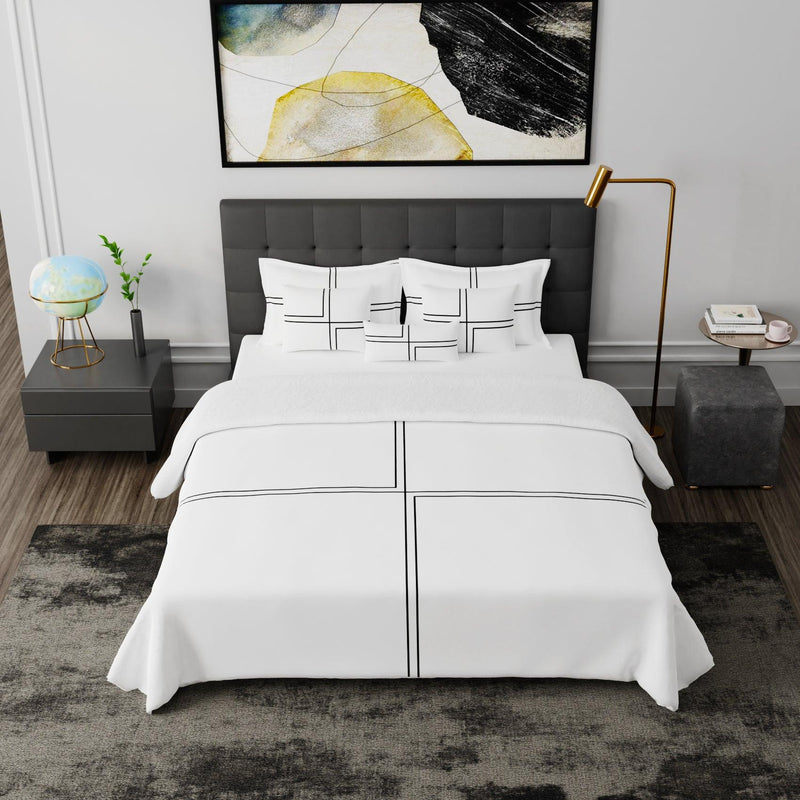 Crossroads 4 Piece Bedding Set