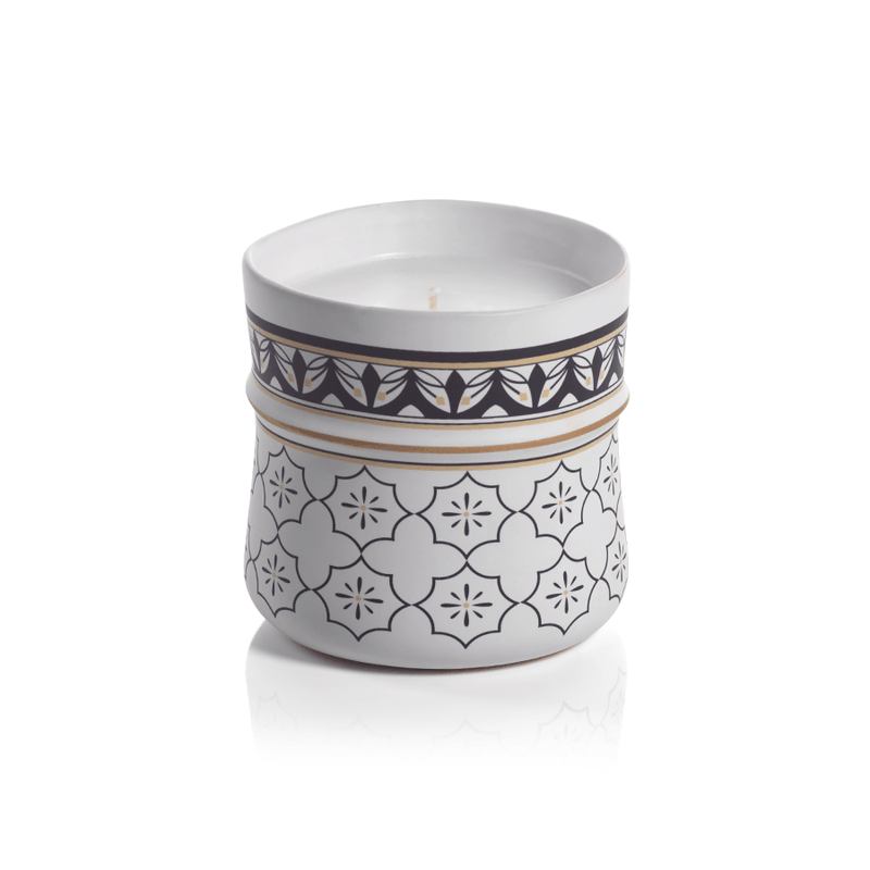Nadia Ceramic Candle Jar