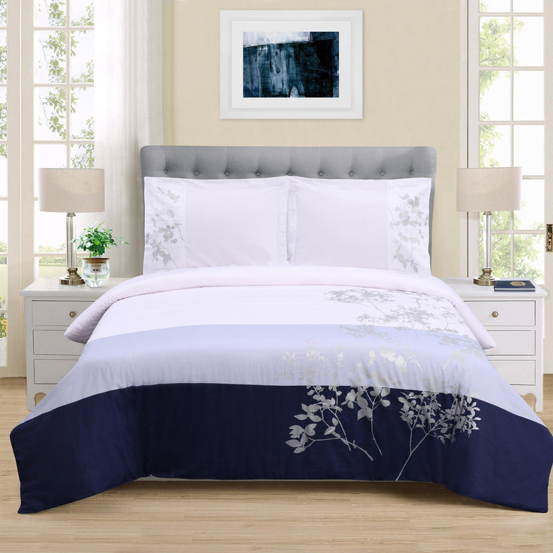 Elegant Linen Melbourne 4 Piece Bedding set