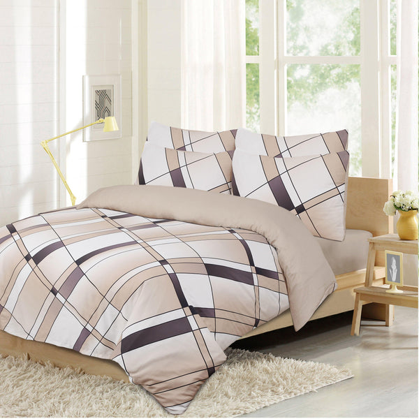 Elegant Linen Network 3 Piece Bedding set