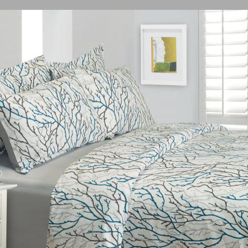 Sprigs and Twigs 4 Piece Bedding set