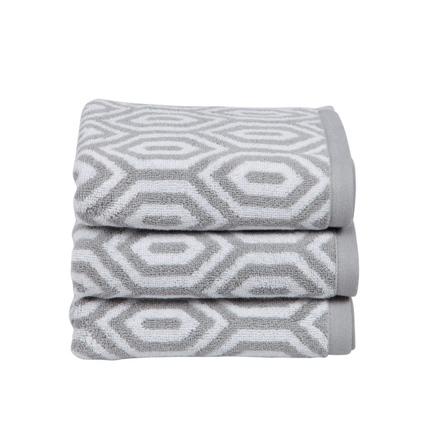 Viceroy Hexagon Hand Towel