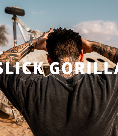 Slick Gorilla takes over the Middle East