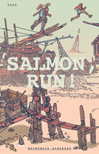 Load image into Gallery viewer, Salmon, Run!