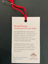 "Laden Sie das Bild in den Galerie-Viewer, Unisexshirt ""Ringelblume"" (anthrazit)"