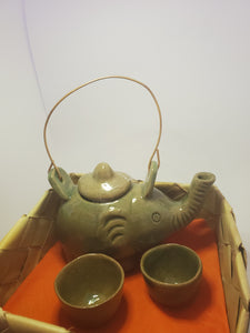Elephant Mini Tea Set