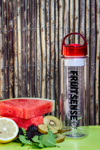 Fruitsense Fruit Infuser Water Bottle - 24 Oz