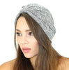 Rib Knit Sweater Turban - Kristin Perry Accessories - 2