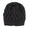 Sweater Knit Beanie - Kristin Perry Accessories - 4