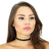 Genuine Leather Choker Necklace - Kristin Perry Accessories - 2