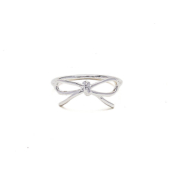 Dainty Bow Ring - Kristin Perry Accessories
