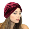 Stretch Velvet Turban - Kristin Perry Accessories - 2