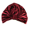 Stretch Velvet Turban - Kristin Perry Accessories