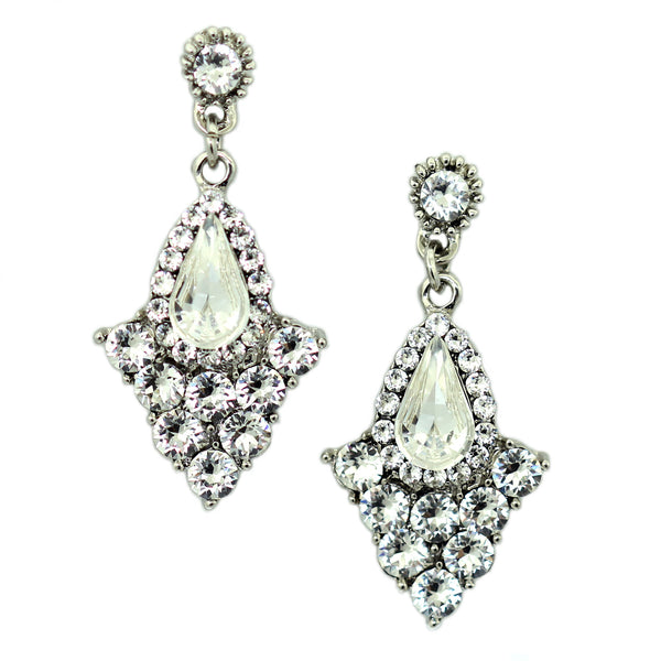 Deco Drop Earrings - Kristin Perry Accessories